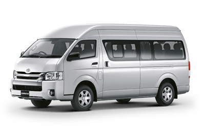 10 Seater Toyota Commuter