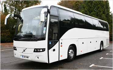 42 Seater Volvo bus Booking India, Volvo Bus Hire Delhi,