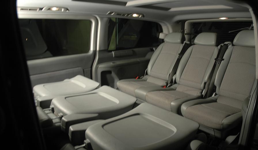 5 Seater Mercedes Viano Rental Delhi Luxury Mercedes