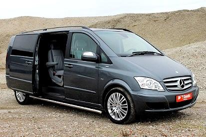 6 Seater Mercedes Viano Hire Delhi Mercedes Viano Van