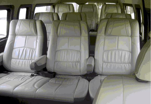 9 Seater Toyota Hiace Rent Delhi Toyota Van Hire India