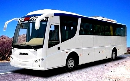 Isuzu Bus Booking