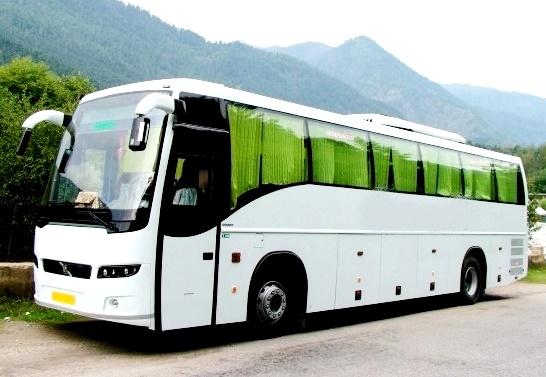 Bus Hire Noida Volvo Bus Booking Minibus Reservation Noida