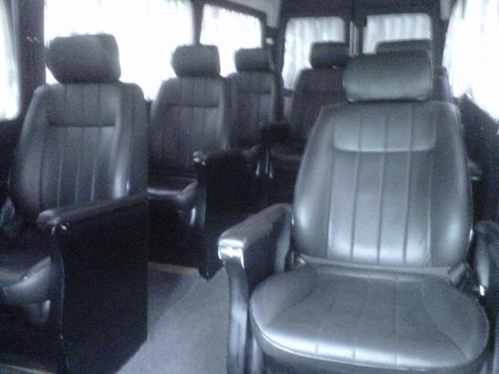 9 Seater Mercedes Van Hire Delhi Luxury Mercedes Sprinter