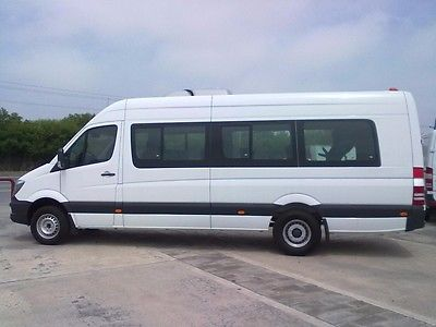 9 seater mercedes van hire delhi luxury mercedes sprinter for Mercedes benz sprinter service