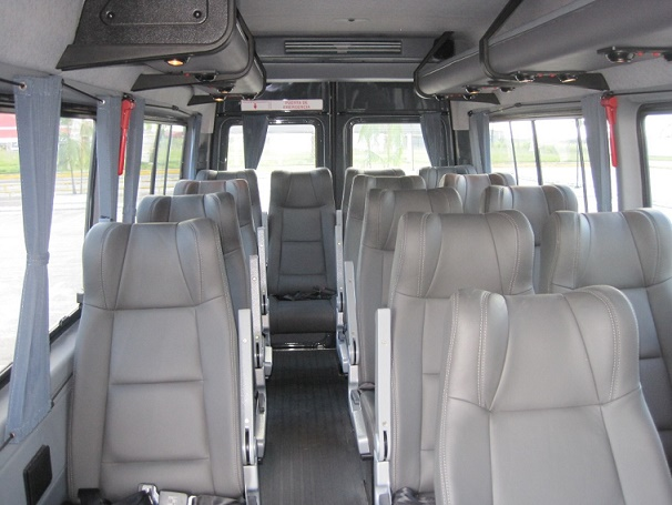 Luxury Mercedes Sprinter Minivan Hire Delhi Imported Van