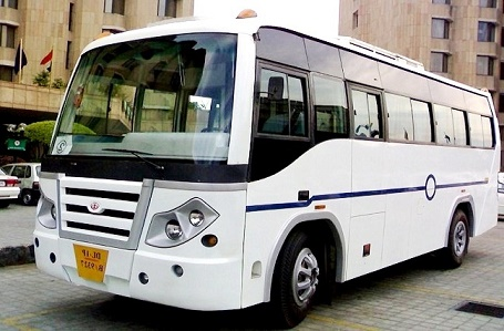 Mini Bus Hire India