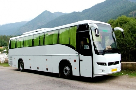 Latest Luxury Volvo Bus Wallpaper Hire In India Pictures To Pin On Pinterest